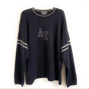 American Eagle Outfitters Wool Blend Knit Sweater